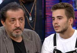 Masterchefte Mehmet Şef çıldırdı Furkan ağlayarak stüdyoyu terk etti