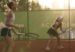 TEB BNP Paribas Tennis Championship İstanbulda ilk gün sona erdi