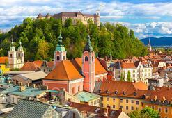 Avrupanın en temiz başkenti Ljubljana
