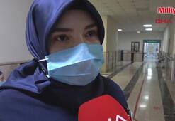 Covid-19 ile mücadele eden hemşire ağlayarak uyarıda bulundu