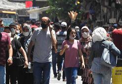 Gaziantepte 1 günde 1699 kişiye koronavirüs cezası