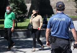 Kocaelide tedbirlere uymayan 124 kişiye para cezası  verildi