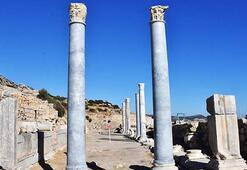 Ege ve Akdenizi birleştiren antik kent: Knidos