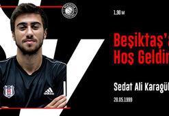 Son dakika | Sedat Ali Karagülle, Beşiktaşta