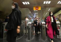 İranda koronavirüs vakalarında artış sürüyor