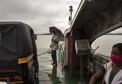 Geminin feribota çarpması facia getirdi