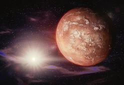 Mars geri gidiyor