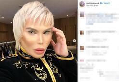 Cinsiyetini değiştirdi Barbieye benzemek için 70 estetik ameliyatı geçirdi