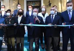 TBMM Başkanı Şentop, DEÜ Bayrakbilim ve Türk Bayrakları Müzesinin açılışına katıldı