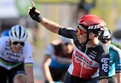 Fransa Bisiklet Turunun 11. etabını Caleb Ewan kazandı