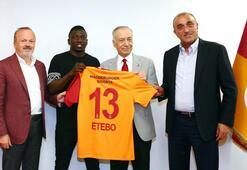 Son dakika haberler - Galatasaray, Eteboyu resmen açıkladı