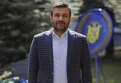 MKE Ankaragücü Kulübü Başkanı Fatih Mert: Cuma günü imza törenlerini yapıyoruz inşallah