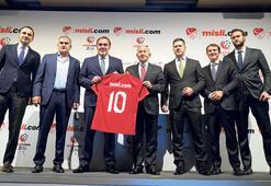 Türk futboluna Misli.com imzası