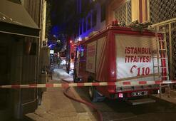 4 kişiye mezar olan binada yine yangın çıktı