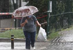Meteoroloji son dakika hava durumu tahminleri İstanbulda bugün yağış var