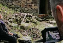 Yaylada tek başına yaşayan 'Robinson Nine'nin hayatı belgeselde