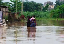 Nijerde sellerde ölenlerin sayısı 65e çıktı