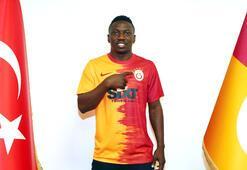Galatasarayın 5. Nijeryalı futbolcusu Etebo