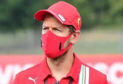 Vettel 2021den itibaren Aston Martinde