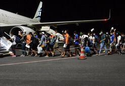 Moria kampından Selanike 200 çocuk tahliye edildi