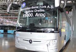 Mercedes-Benz Türkten büyük başarı