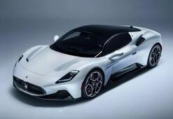 Maserati MC20 EV tanıtıldı