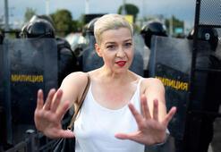 Kolesnikova: Başıma çuval geçirip ülke dışına çıkarmaya çalıştılar