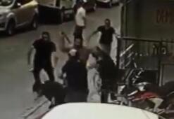 Çekmeköyde bıçaklı, sopalı kavga 3 kişi yaralandı