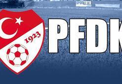 Son dakika | PFDKdan Fenerbahçe ve Galatasaraya ceza