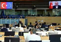 Son dakika: Bakan Çavuşoğlundan Doğu Akdeniz açıklaması: Yunanistan diyaloğa hazır değil