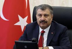 Sağlık Bakanı Koca hastanelerde yatak doluluk oranını açıkladı