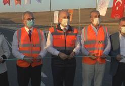 Bakan Karaismailoğlu, Diyarbakır-Eğil kara yolunun açılışını yaptı