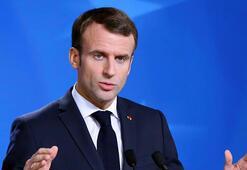 Son dakika: Fransa Cumhurbaşkanı Macrondan Türkiye açıklaması