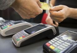 Kartlarla yapılan her 5 ödemenin 2si banka kartlarıyla gerçekleşti