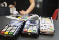 5 ödemenin 2si banka kartlarıyla gerçekleşti