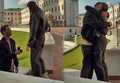 Tuan Tunalıdan sevgilisine evlilik teklifi Gözyaşlarını tutamadı