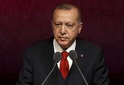 Cumhurbaşkanı Erdoğandan Ertuğrul Gazi mesajı