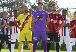 Eskişehirsporda yeni sezon formaları tanıtıldı
