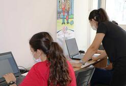 Sakaryada, öğrenciler için EBA sınıfları oluşturuldu