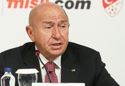 TFF Başkanı Nihat Özdemirin yeni sezon mesajı