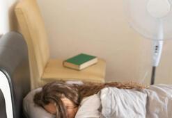 Vantilör ile uyumanın vücuda verdiği 3 zarar ve bundan korunmanın yolları