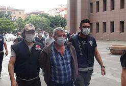 MİTin Ukraynada düzenlediği operasyonla yakalanan PKKlı İsa Özer adliyeye getirildi