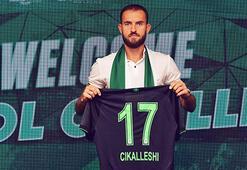 Transfer haberleri | Sokol Cikalleshi resmen Konyasporda