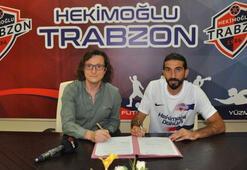 Burhan Eşer, Hekimoğlu Trabzon FKda