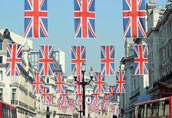 İngiliz ekonomisi büyüdü