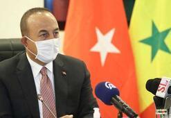 Bakan Çavuşoğlu Senegalde açıkladı: Kendilerine söyledim