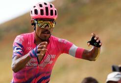 Turun 13. etabını Daniel Martinez kazandı