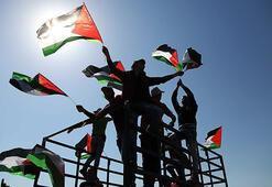 Bahreyn-İsrail anlaşması açıklamasına tepki Filistin davasına indirilmiş hain bıçak darbesi