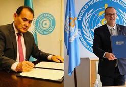 Türk Konseyi ile DSÖ arasında iş birliği mutabakat zaptı imzalandı