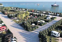İzmir dahil  90 noktaya Karavan Park